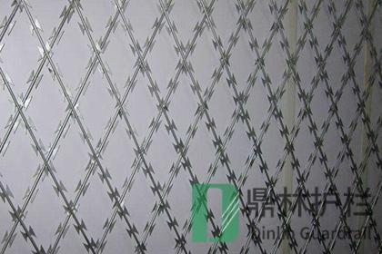 刀片刺网护栏